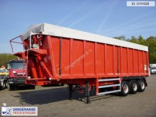 Ova Tipper trailer alu 55 m3 semi-trailer