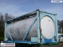 BSL Chemical tank container 23 m3 / 20 ft semi-trailer
