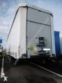 used Fruehauf tautliner semi-trailer