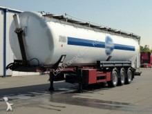 used Kässbohrer powder tanker semi-trailer