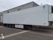 used Sor Iberica mono temperature refrigerated semi-trailer