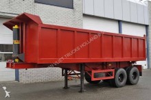new Lohr tipper semi-trailer