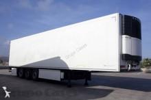 used Krone mono temperature refrigerated semi-trailer