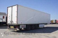 used Lucas mono temperature refrigerated semi-trailer