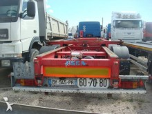 used Asca container semi-trailer