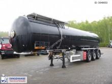 Magyar Bitumen tank inox 34.6 m3 / ADR/GGVS semi-trailer