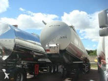 used General Trailers oil/fuel tanker semi-trailer