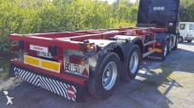 used Asca chassis semi-trailer