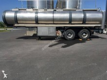used BSL food tanker semi-trailer