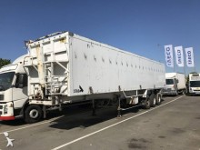 used Stas cereal tipper semi-trailer