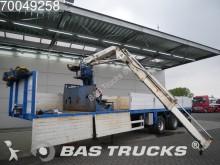 Pacton T3 003 2x Lenkachse R165F2 Rollerkan. semi-trailer
