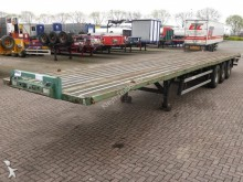 Groenewegen HARDWOOD FLOOR BPW TWISTLOCKS semi-trailer