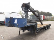 Goldhofer CRANE EXTENDABLE semi-trailer