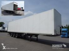 Schmitz Cargobull Trockenfrachtkoffer Standard Doppelstock Ladebordwand semi-trailer