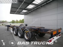 used Nooteboom container semi-trailer