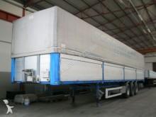 used Bartoletti box semi-trailer