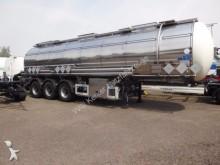 Feldbinder Tanksattelauflieger f. Gefahrgut 32,5 m³ 7373 semi-trailer