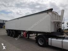 used Chizalosa cereal tipper semi-trailer