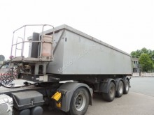Langendorf SKA 24/9 3 x SAF Achsen Alu Stahl semi-trailer