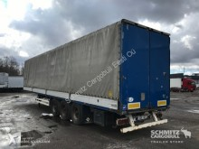 used Krone dropside flatbed semi-trailer