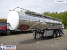 used Indox tanker semi-trailer