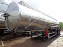 used Magyar oil/fuel tanker semi-trailer