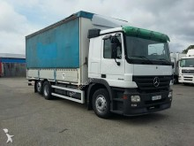 Mercedes ACTROS 2541 6X2 semi-trailer