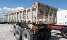 used Marrel half-pipe semi-trailer