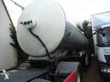used ETA food tanker semi-trailer