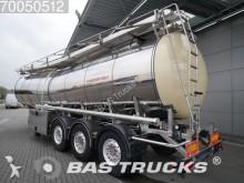 Feldbinder 27.000 Ltr / 1 / Heizung / TBAN 27.3 semi-trailer