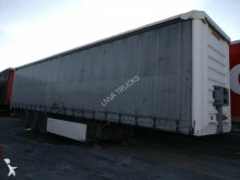used Fruehauf other Tautliner tautliner semi-trailer