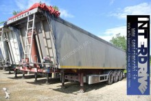 TecnoKar Trailers semirimorchio vasca ribaltabile 50m cubi alluminio usato semi-trailer