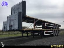 used Kässbohrer flatbed semi-trailer