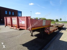 Stas 2-Axle Extendable Lowbed / BPW / Steel Supension semi-trailer