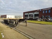 GS Meppel 3-Axle 45FT SAF / Disc / NL / APK semi-trailer