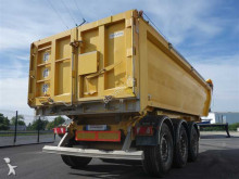 used Tisvol tipper semi-trailer