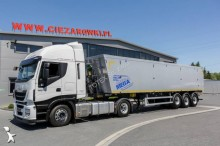 used Mega tipper semi-trailer