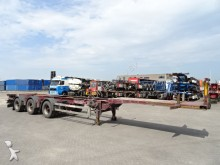 Renders 40FT/45FT HC, X-steering, discbrakes, BPW semi-trailer