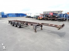 Renders 40FT HC, BPW semi-trailer