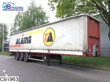Robuste Kaiser Tautliner Disc brakes, Borden semi-trailer