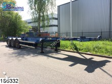 used Samro container semi-trailer