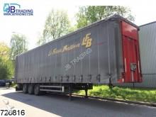 used Samro tautliner semi-trailer