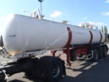 used Fruehauf tanker semi-trailer