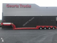 Faymonville STBZ- 4VA LOWLOADER EXTEBALE semi-trailer