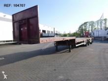 Istrail JU 45 3-AXLE BPW JUMBO-SEMI semi-trailer