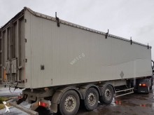used Benalu cereal tipper semi-trailer