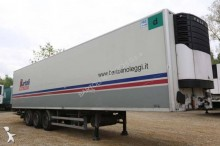 used Merker refrigerated semi-trailer