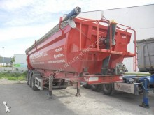 used LAG construction dump semi-trailer