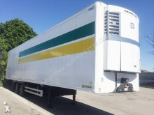 used Lamberet multi temperature refrigerated semi-trailer