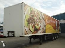 used Spier box semi-trailer